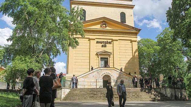 Rozloučení se zavražděnou knihovnicí z Horní Břízy