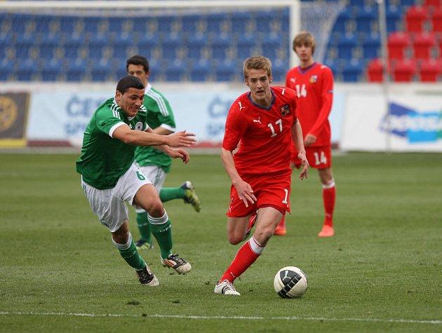 ČR U19 – Německo U19