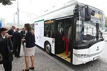 Plzeň bude brázdit elektrobus