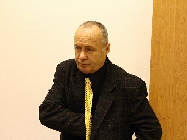 Jaroslav Staněk z Klatovska čelí obžalobě z trestného činu zbavení osobní svobody.