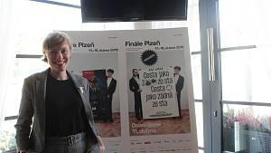 Tisková konference festivalu Finále Plzeň.
