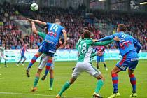 Fotbalisté Viktorie Plzeň porazili Bohemians Praha 1905