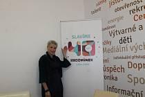 EVA TISCHLEROVÁ pracuje pro Středisko volného času a mládeže Radovánek už čtyřicet let.