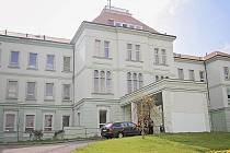 Fodermayerův pavilon v Plzni-Doudlevcích