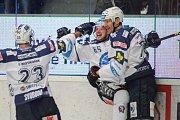 Hokejisté Plzně zvítězili i v druhém domácím utkání čtvrtfinále play-off