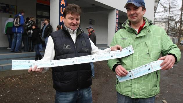Hokejoví příznivci už mohou nakupovat lístky na play off