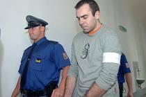 Se třináctiletým trestem včera odcházel z jednací síně krajského soudu dvaadvacetiletý Aleš Blecha. Za mřížemi si bude odpykávat trest za brutální vraždu