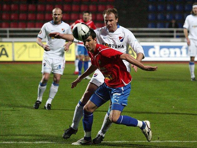 Viktoria Plzeň remizovala s Baníkem Ostrava 0:0