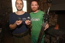 Na mezinárodním kovářském sympoziu v Helfštýně získali muži z Plzeňska tři cenné kovy