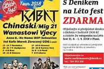 Na Léto fest zdarma s Deníkem