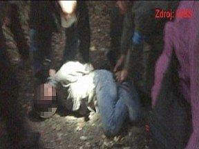 Video ze zatčení Miloše Babyky