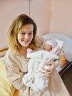 Nina Soukupová se narodila 15. ledna v0:46 mamince Veronice a tatínkovi Tomášovi zPlzně severu. Po příchodu na svět vplzeňské FN vážila jejich prvorozená dcerka 3420 gramů.