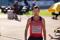 Výškař Jan Štefela. Foto: ČAS/Tomáš Edlman