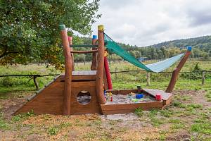 Dětské hřiště v Bukovci