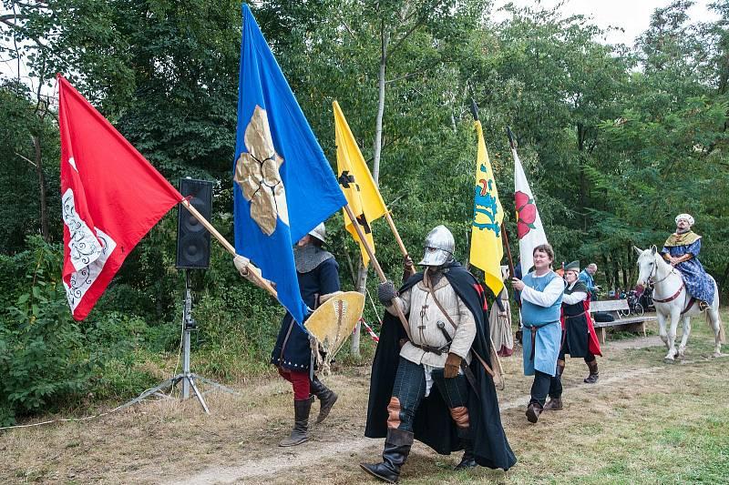 V Plzni u Ježíška proběhl rytířský turnaj pro Václava II.