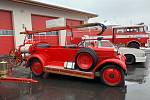 Škoda 154 z roku 1930 brázdí dodnes ulice Blovic i širokého okolí. Vyjíždí na místní slavnosti, výročí nebo i svatby.