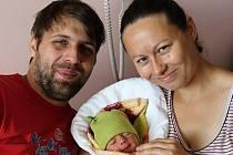 Petr Vacek se narodil 31. srpna v 16:14 mamince Michaele a tatínkovi Petrovi z Dobřan. Po příchodu na svět ve Fakultní nemocnici v Plzni na Lochotíně vážil jejich prvorozený syn 2450 gramů a měřil 47 centimetrů.