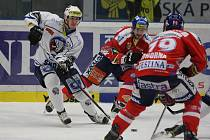 Hokej extraliga: HC Plzeň 1929 – HC Eaton Pardubice 3:2