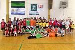 Turnaj školních týmů v házené