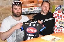 Jan Kotal a Petr Liška (zprava) z  SK Rapid oznámili, že letošní  Giant liga může být ve stávající podobě poslední