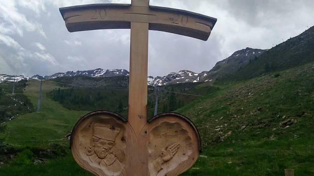 Jan Nepomucký v Tyrolsku.
