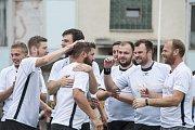 Národní házená muži: finále play-off: Přeštice - Tymákov