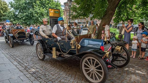 Historický víkend v Plzni