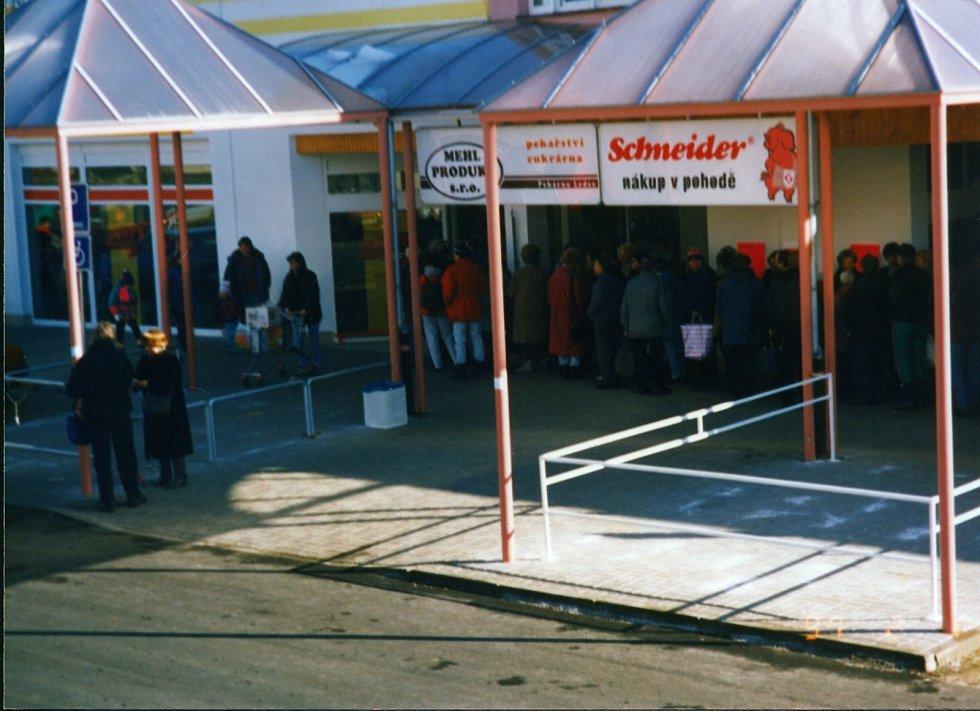 Penny Market na Lochotíně. Foto: archiv InterCory