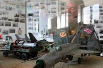 Modely přibližují všechna letadla, která kdy nad Líněmi létala