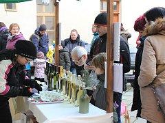 Blovický jarmark každoročně navštíví přes tisíc lidí