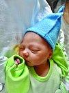 Jakub Šimo se narodil 15. července v 16:16 mamince Michale a tatínkovi Ladislavovi z Plzně. Po příchodu na svět v plzeňské fakultní nemocnici vážil bráška tříleté Viktorky a dvouleté Rozárky 2780 gramů a měřil 48 centimetrů.