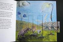 Galerie aneb Arturovo dobrodružství je netradiční kniha o českém umění