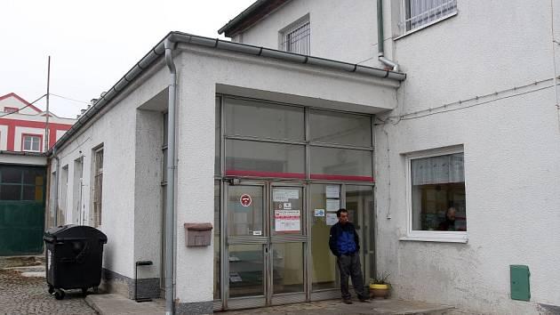 Job centrum v Plzni. Od ledna pomáhá lidem bez domova nebo dlouhodobě nezaměstnaným najít práci