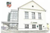 Rekonstrukce kina v Plasích je hotová. Budova se proměnila na multifunkční centrum.