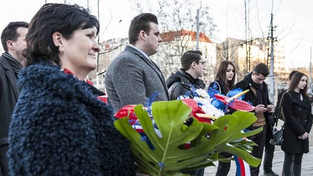 Plzeňská vzpomínka na oběti komunismu