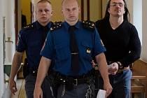 David Majer u Krajského soudu v Plzni.