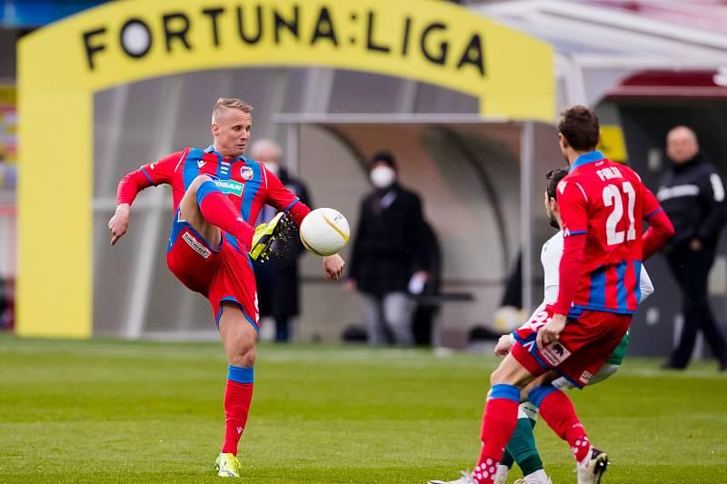 David Limberský v poslední ligové sezoně proti Jablonci.