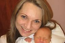 Vášnivý fotograf Ladislav Mansfeld ze Starého Plzence byl u porodu prvorozené dcery Elizabeth a jeho manželka Hanka je mu moc vděčná za psychickou i fyzickou podporu. Elizabeth (2,99 kg50 cm) se narodila 10. prosince v 8.12 hod. ve FN v Plzni