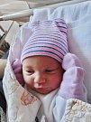 Zuzana Jelínková se narodila 8. ledna v 16:43 mamince Štěpánce a tatínkovi Martinovi z Plzně. Po příchodu na svět v plzeňské FN vážila sestřička Báry a Martina 3400 gramů a měřila 50 centimetrů.