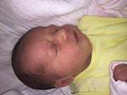 Apolenka Kreslová ze Kdyně (3000 g, 50 cm) se narodila v klatovské porodnici 22. prosince v 11.48 hodin. Rodiče Barbora a Jiří přivítali očekávanou dceru na světě společně. Na sestřičku se těší Eliška (11) a Jiřík (9).