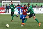 Fotbalisté FC Viktoria Plzeň porazili v zimním přípravném utkání Baník Sokolov.