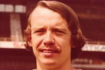 Vladimír Jarý na archivním snímku z roku 1973, kdy byl vyhlášen nejlepším házenkářem Československa