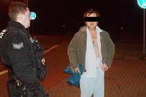 Z centrálního příjmu nemocnice na Lochotíně utekl ve čtvrtek po půlnoci pacient, který měl být převezen do Psychiatrické léčebny v Dobřanech