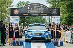 Plzeň, Lak Racing Rallye Plzeň 2021