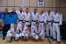 Prvoligoví judisté Judoclubu Plzeň porazili Judo Academy Praha a Sokol Tábor.