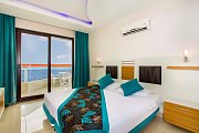 Hotelový pokoj, který CK Azur Reizen klientům slíbila.