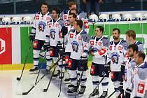 Hokejisty Škody Plzeň (na snímku) nyní čekají zápasy v Hämeenlinně  a v Rungstedu.