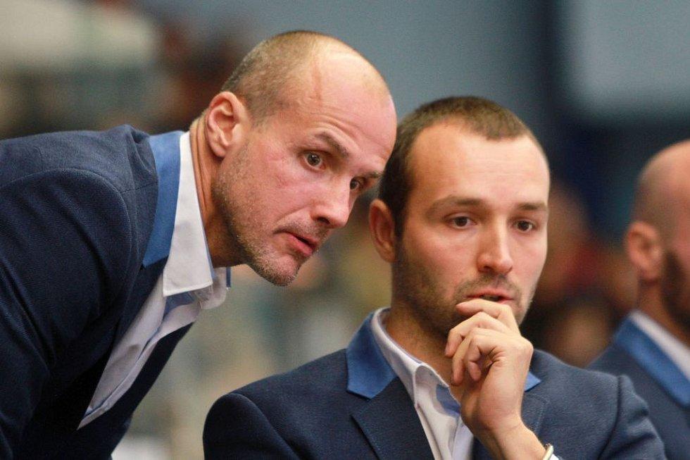 Trenér a majitel klubu Martin Straka