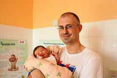 Marie Jelínková z Újezdu u Kasejovic se v rokycanské porodnici narodila 21. dubna v 11:05 mamince Hance a tatínkovi Vladimírovi. Doma se na sestřičku, která po porodu vážila 2780 gramů a měřila 47 cm, těší pětiletý Honzík