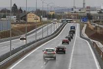 Nový přivaděč na dálnici D5